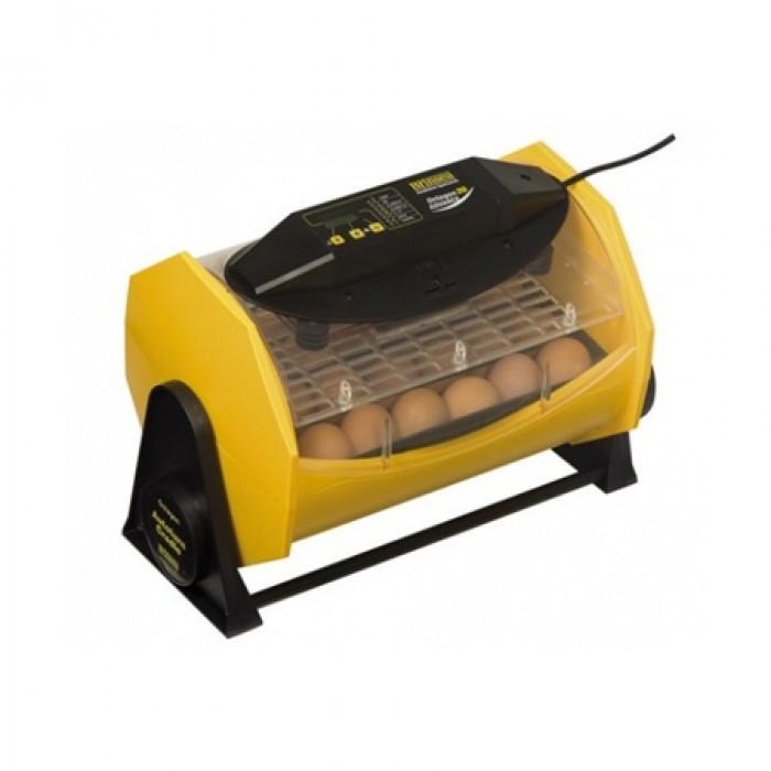 how to manually turn eggs in incubator